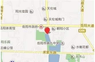 盈泰阳光城 位置图