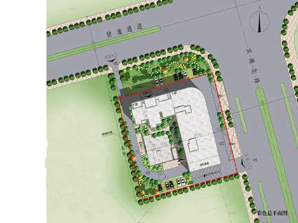 东洲商务综合楼位置图