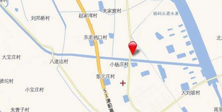 远大城位置图
