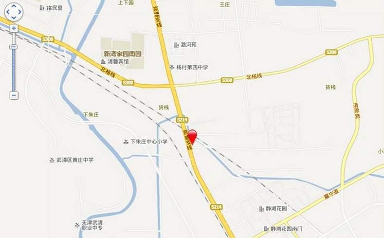 紫韵枫尚位置图
