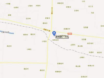 星城国际东苑位置图