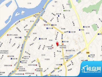 花街18三期位置图