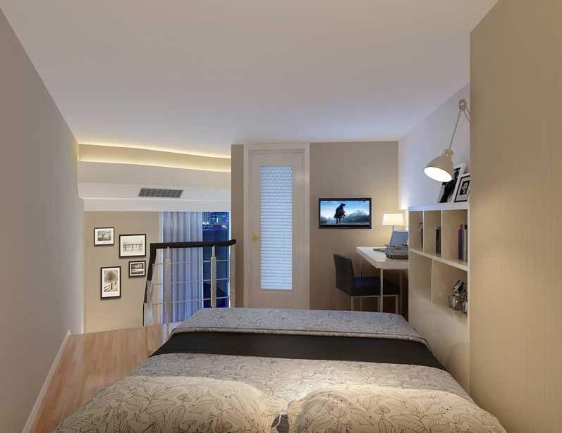 背景墙 房间 家居 起居室 设计 卧室 卧室装修 现代 装修 797_615