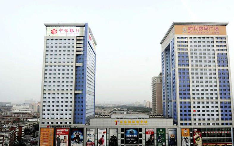 天津科技广场配套图
