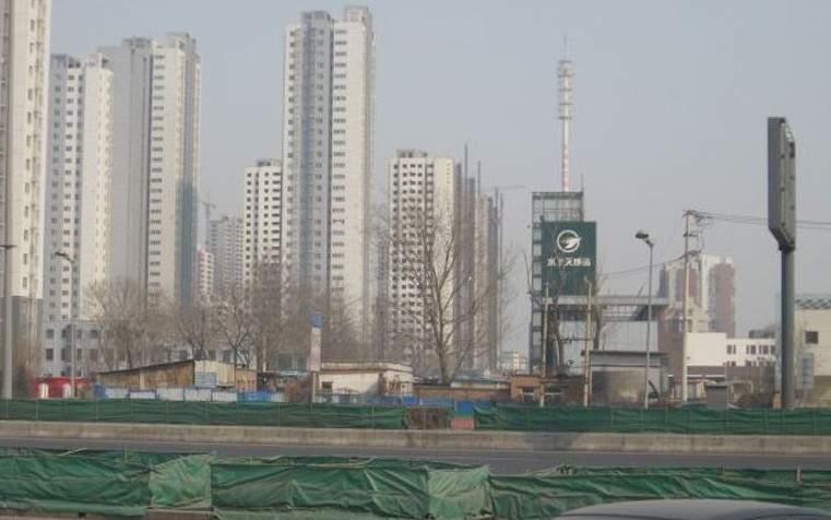 华城景苑配套图