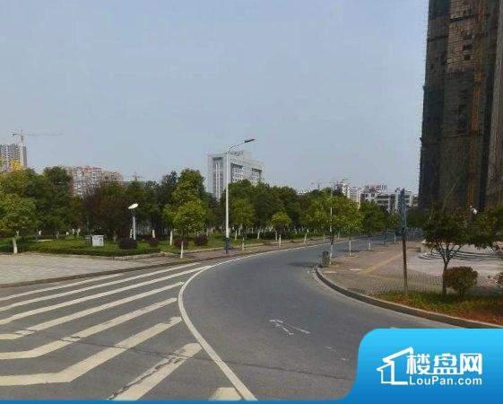 鹏利广场实景图
