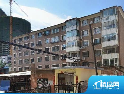 内蒙古医院家属楼