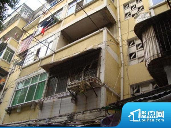 上海中路住宅区