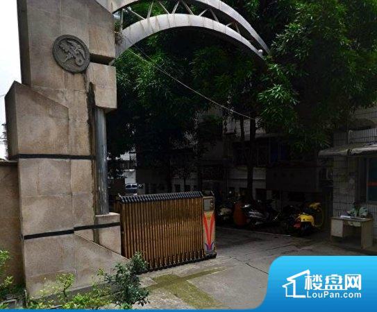 广西信托投资公司高层住宅楼