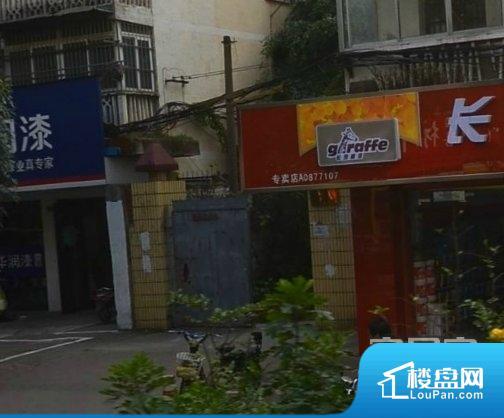 广西超大运输公司西平桥宿舍区