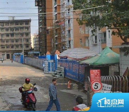 南宁重型机器厂生活区