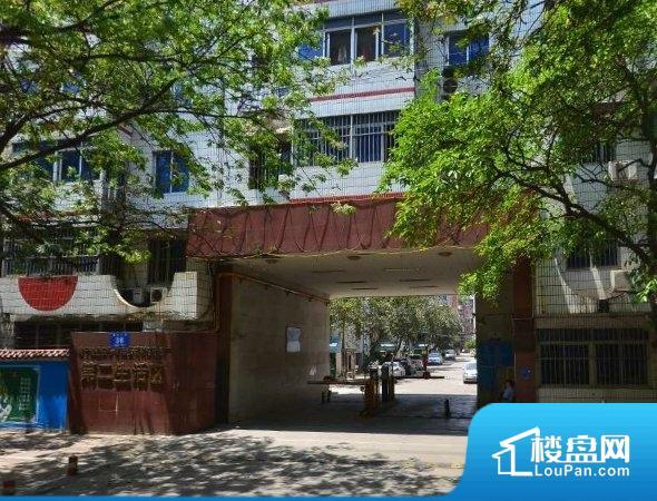 南宁糖业公司制糖造纸厂第二生活区