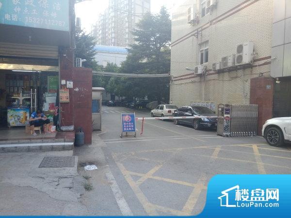 中国工商银行武汉丁字桥支行宿舍