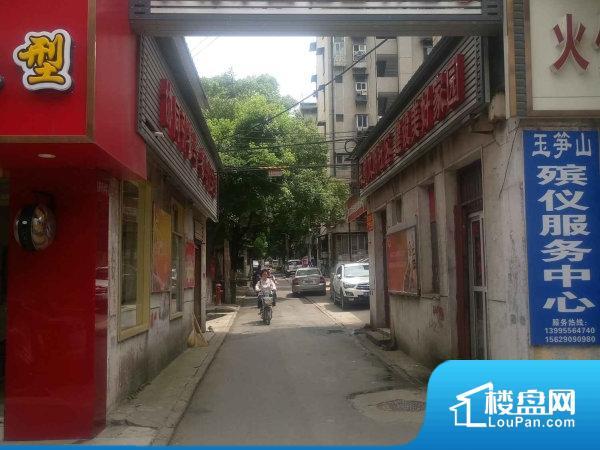 江汉二桥街玫瑰东园社区