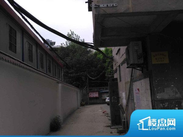 毛纺厂宿舍