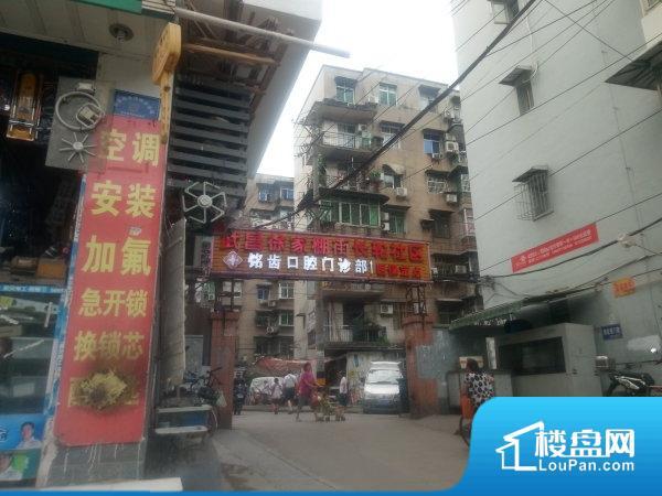 武昌区徐家棚街长轮社区