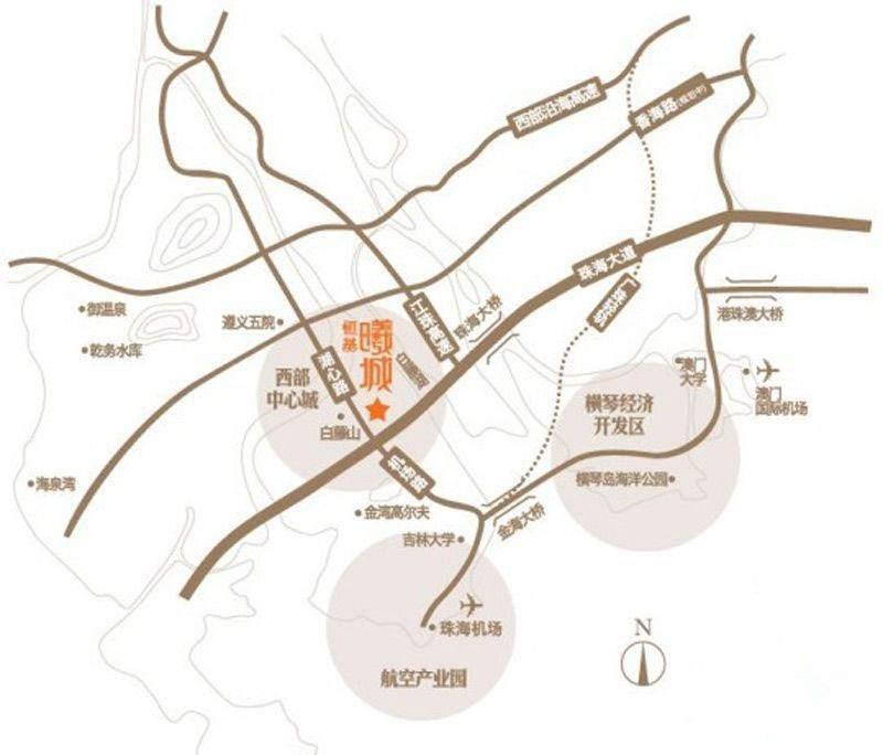 五洲家园位置图