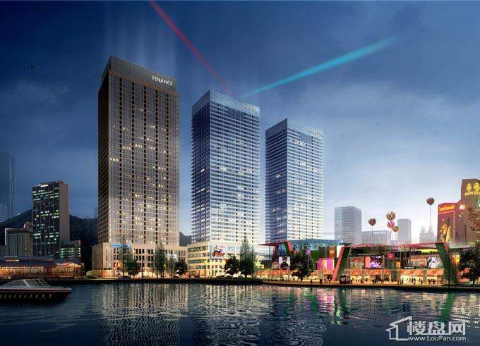花果园亚太中心实景图