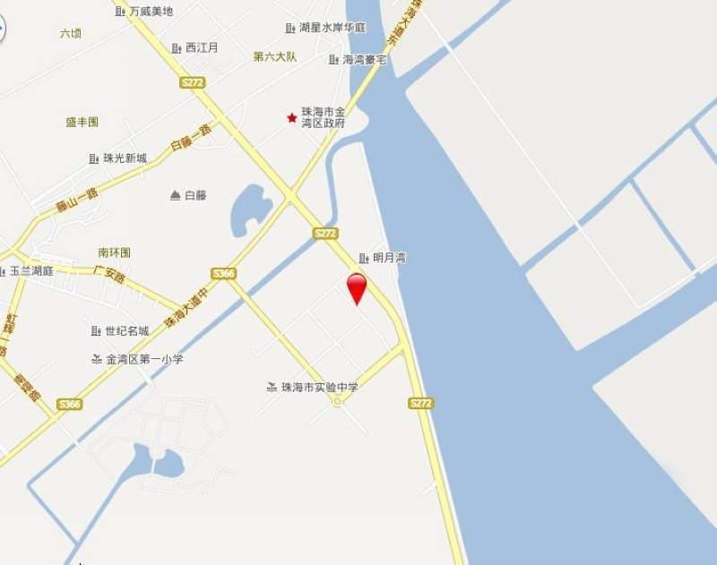时代山湖海位置图