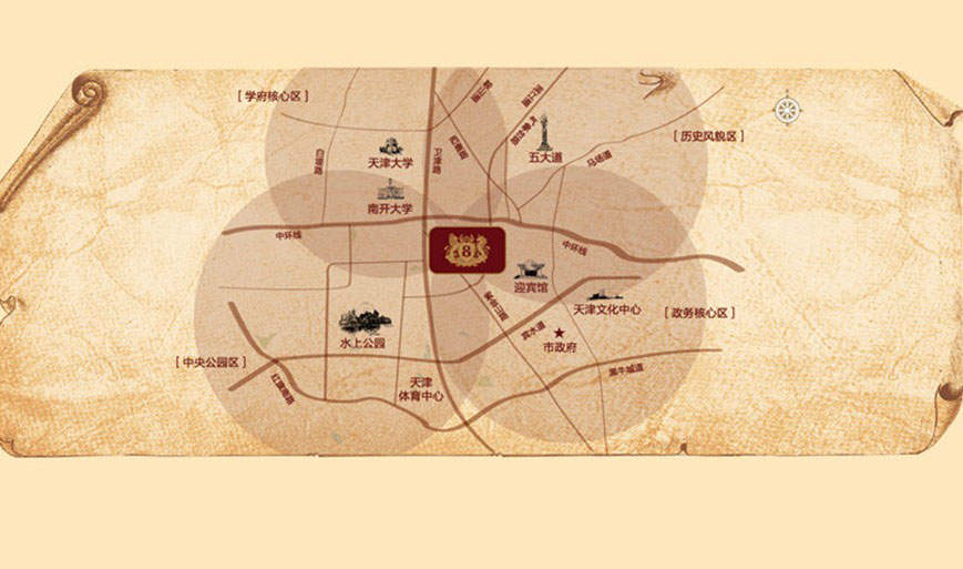 中海八里臺位置图
