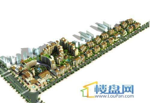 七里香溪居住小区商铺位置图