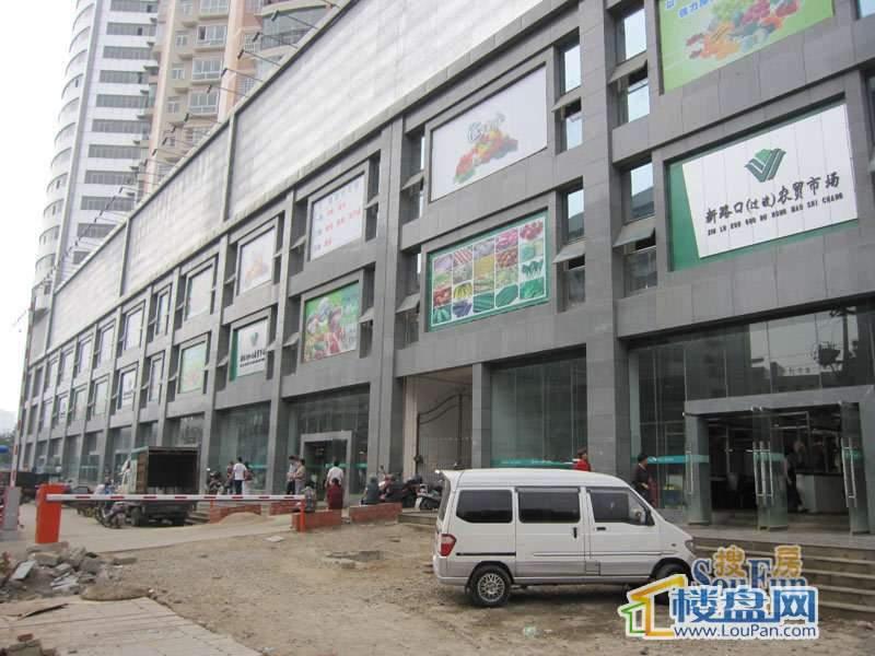 裕阳大厦商铺实景图