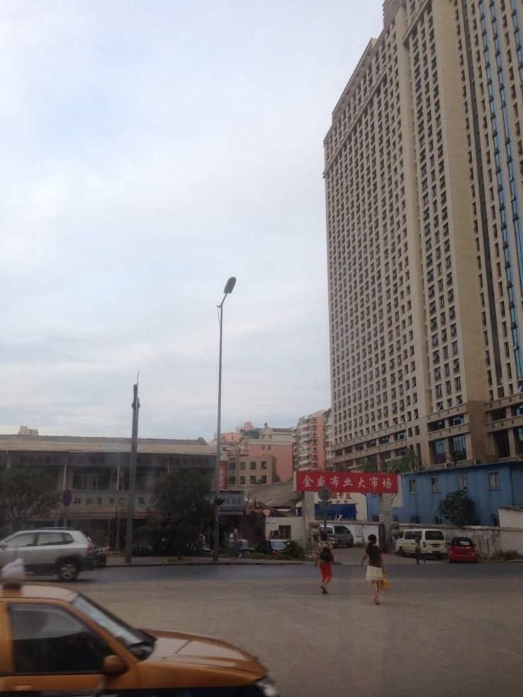 蓝湾国际广场周边
