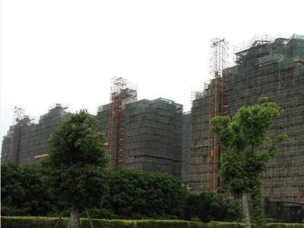 新虹桥君悦湾实景图