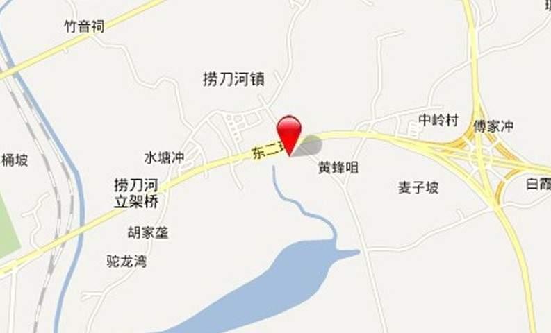 鸿涛翡翠湾位置图