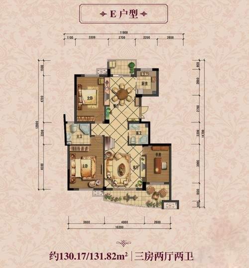 衢州·君悦东方户型图