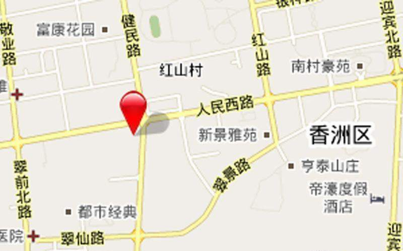 中珠九悦位置图