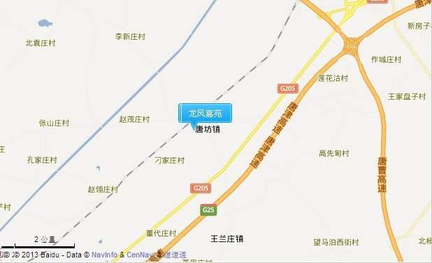 龙凤嘉苑位置图