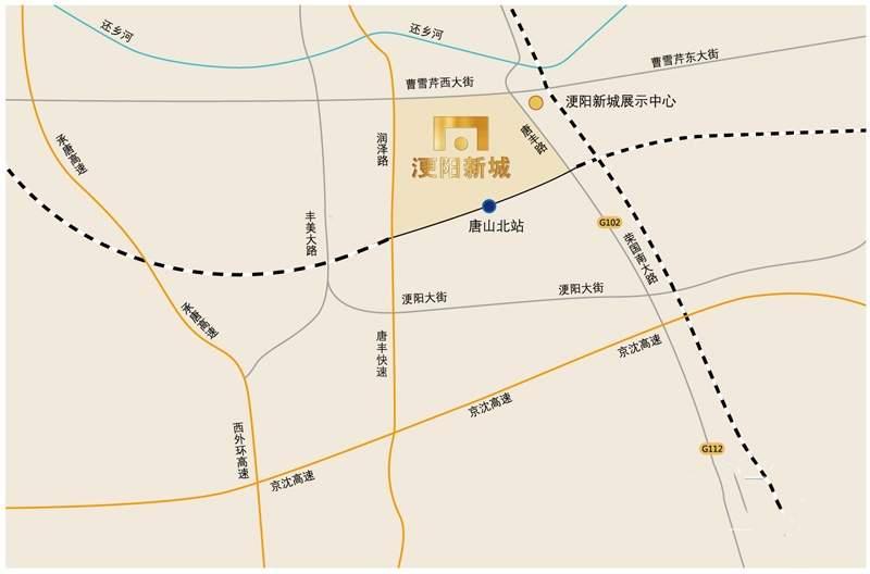 浭阳新城位置图