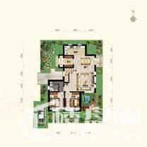 鹏渤鹭岛户型图