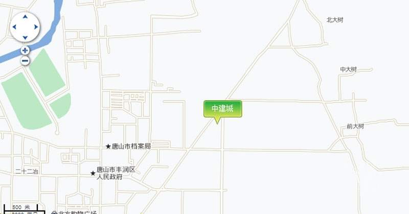中建城位置图