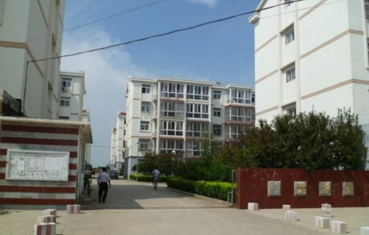 天津未来城实景图