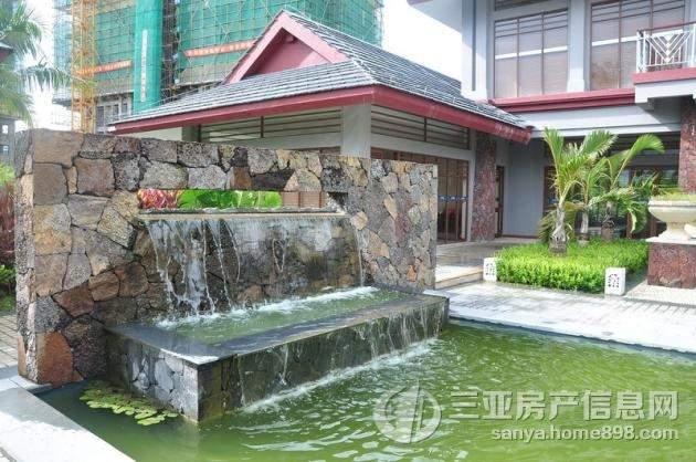 天惠仙嶺郡实景图