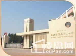 新长江香榭琴台墨园配套图