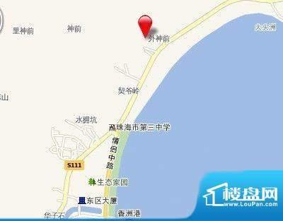 铭泰锦山位置图