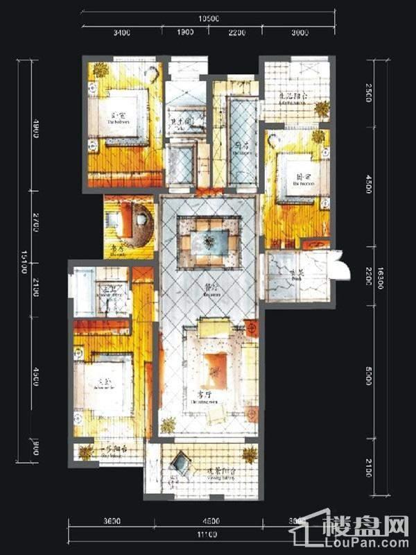 3-27层D2户型