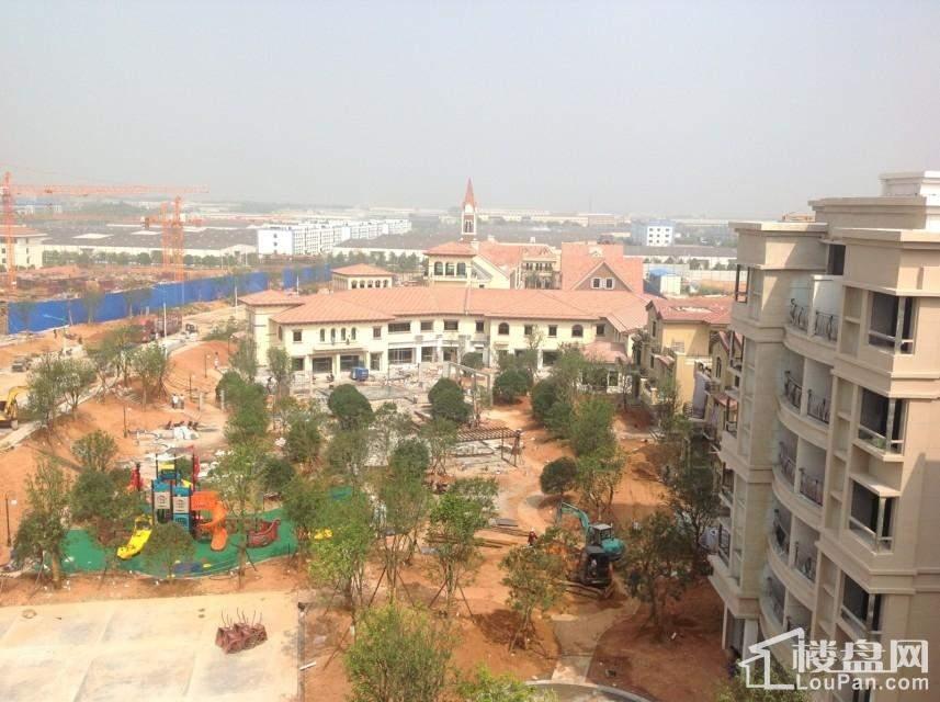 碧桂园实景图