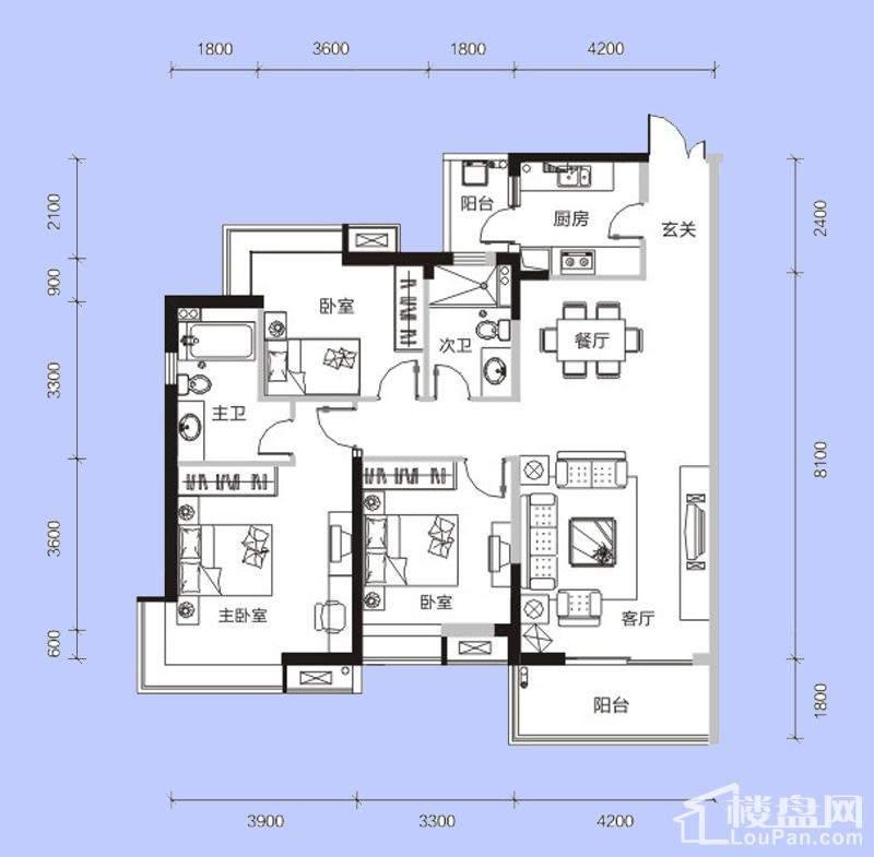 D2惬意格调家户型