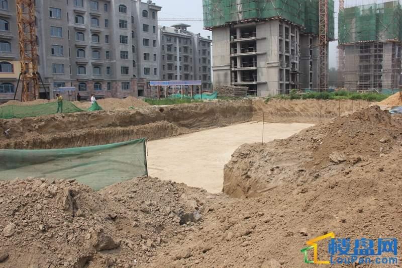 凤凰太阳城二期庞庭实景图