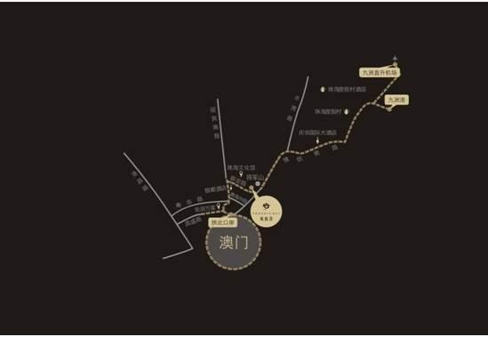 凤凰谷位置图