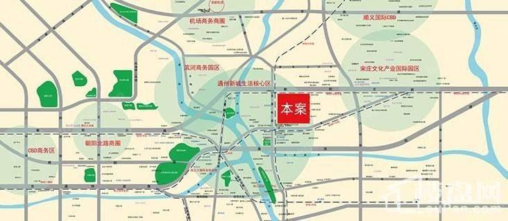 文化:东侧紧邻宋庄文化创意产业集群,已有北京电影学院动画学院图片