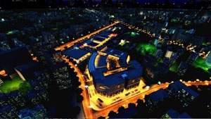 湖南三鑫汽车国际文化广场