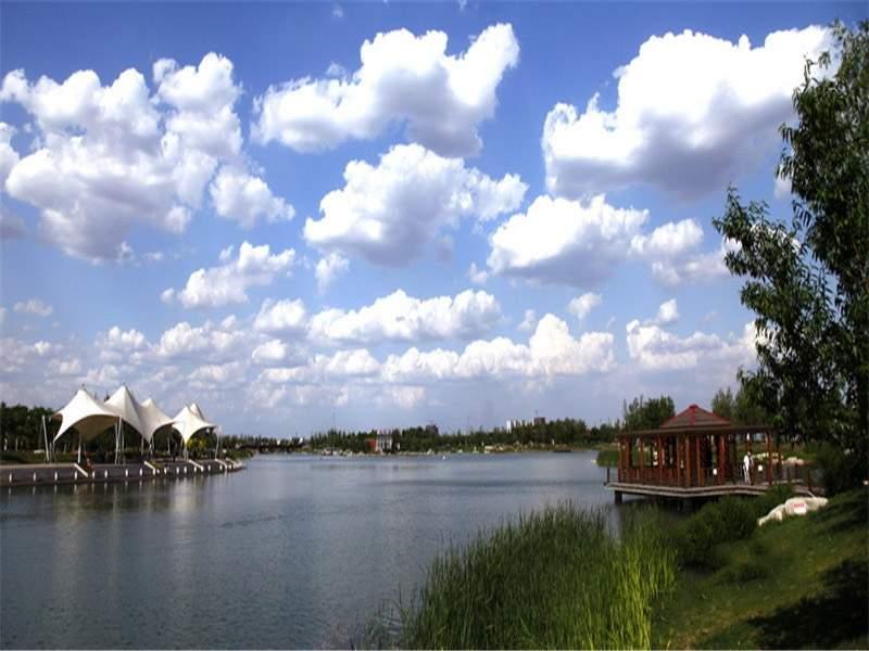 凤凰湖畔配套图