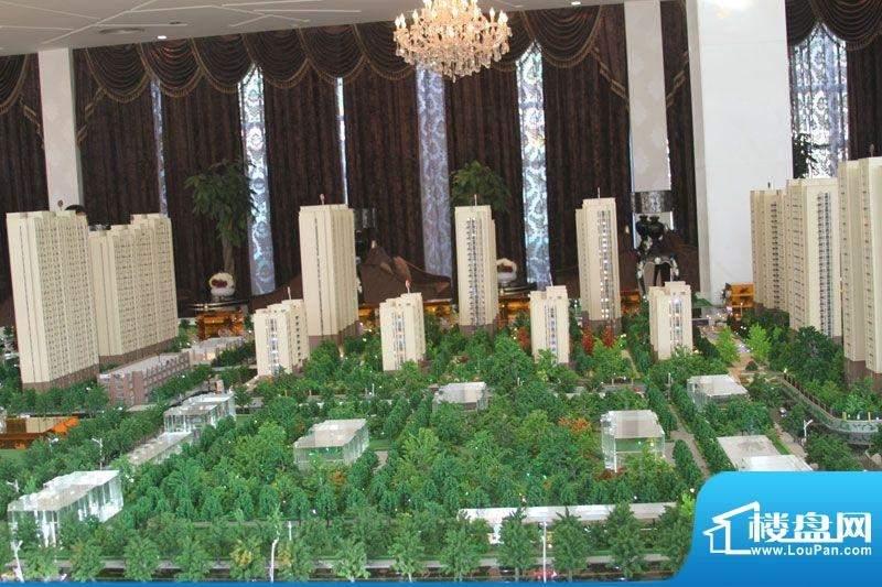 中国水电首郡实景图