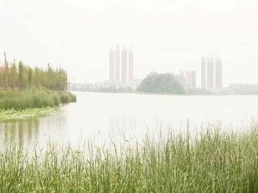 武汉中国健康谷实景图