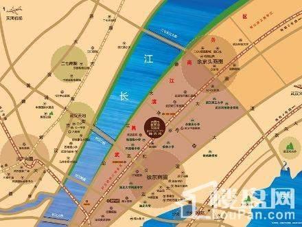 融侨城位置图